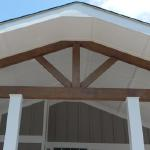 Faux Timber Gable (Detail)